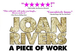 <em>Joan Rivers: A Piece of Work</em> details comedy icon's winning spirit