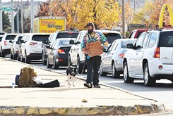 City council passes controversial panhandling ordinance