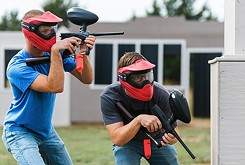 New facility offers laid back experience with same thrill of paintball sport