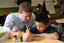 John Rex Charter Elementary School hits second birthday