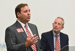 Chip Carter wins Republican primary for HD85 seat