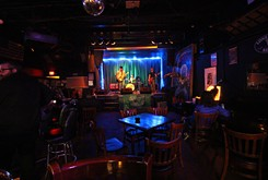 Blue Note Lounge hosts monthly medical marijuana concert series