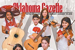 ?Cover Teaser: Mariachi's popularity rivals sports in some OKC schools