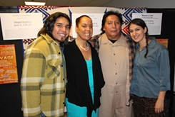 Native American New Play Festival seeks to both inform and entertain