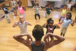 Dance classes provide education opportunities for children