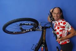 """Tulsa's misunderstood motivational cyclist"" is an understatement."