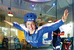New indoor skydiving facility gives guests a lift