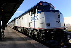 Amtrak faces a funding shortfall that could result in reduced service