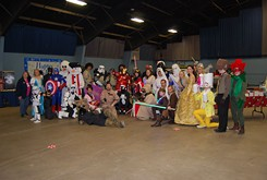 Local <em>Star Wars</em> group reaches out to community