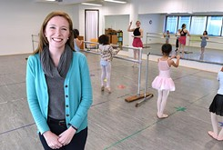 OCU program lets youth in need hone dancing skills