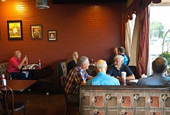 Shartel Cafe offers small-town bistro fare in big city