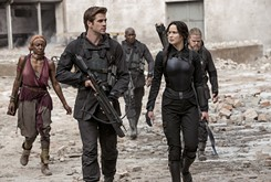 Katniss Everdeen's first cinematic arrow managed to hit its mark despite a subtle wavering. The second split its predecessor like a bolt from a resurrected Howard Hill.