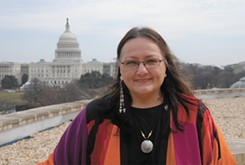 <em>OKG</em> interview with Native American activist Suzan Shown Harjo