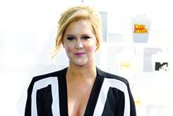 Amy Schumer makes stop at Chesapeake Energy Arena