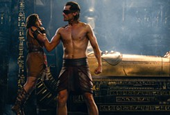 Fantasy action flick <em>Gods of Egypt</em> is a giant mess