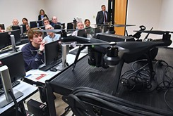OCCC course offers hands-on training for drone enthusiasts