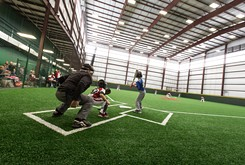 D-Bat baseball, softball facilities now open