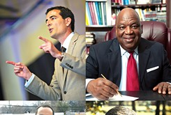 A pastor, teacher, doctor and professor. It's no joke; it's the race for Oklahoma City's Ward 2 council seat.