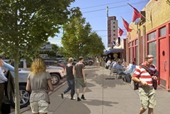 Council approves Western Ave. improvements