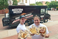 Nuggets Food Briefs: Truckburger for breakfast, pecan harvests and more