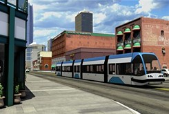 BLOG: City asks for bids on streetcars