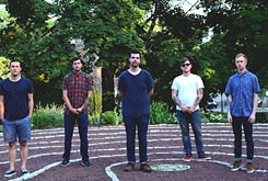 Pennsylvania band brings loud emotion to The Conservatory