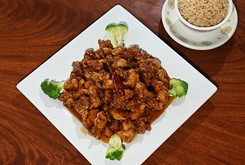 Chong Wah creates distinctive Asian specialties with Western flair