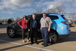 Embark Rideshare provides metro workers with commuting options