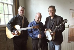 Jens Kruger and the Kruger Brothers perform at the second annual Banjo Fest