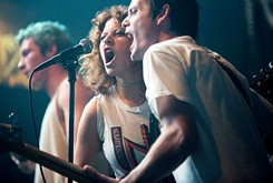 <em>Green Room</em> features a punk band's bloody struggle with merciless skinheads
