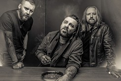 South African hard-rock trio Seether plays Aug. 1 at Diamond Ballroom