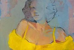 Iranian-born artist Behnaz Sohrabian makes Oklahoma her second home