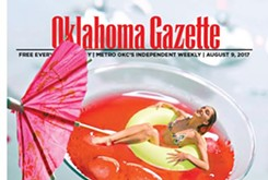 Cover Teaser: Oklahoma Gazette explores the emerging hard seltzer trend and tests several products for deliciousness