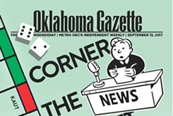 Cover Teaser: A planned merger of Sinclair Broadcast Group and Tribune Media could result in half of Oklahoma City's television stations falling under one ownership