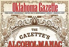 Cover Teaser: Oklahoma Gazette's 2017 Alcoholmanac
