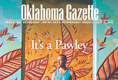 <em>Oklahoma Gazette</em> earns journalism awards
