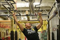 Cover Story: As the popularity of <em>American Ninja Warrior</em> rises, a local gym is providing an opportunity to join in the fun