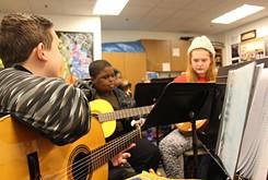 Bourbon, Barbeque & Blues raises money for arts program