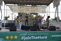 Heard on Hurd is primed for summer as Edmond's premier monthly street party