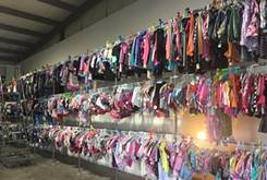 Luggage with Love equips Oklahoma foster children with clothing and comfort