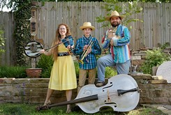 Oklahoma City's Casey and Minna makes folk music a family affair