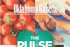 Cover Teaser: Oklahoma Gazette focuses on health and fitness