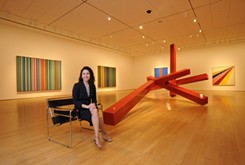 An art-centered Italian upbringing informs new OKCMOA curator's vision