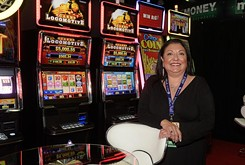The Oklahoma City region held the nation's second-largest tribal gaming revenue gains last year, which comes as no surprise to experts