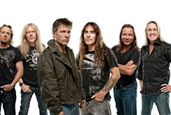 British heavy metal powerhouse Iron Maiden lands in Oklahoma City June 19
