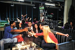 Topgolf says goodbye to 2016 in style