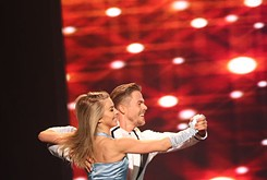 "Siblings Julianne and Derek Hough bring their ""rock concert for dance"" to Civic Center Music Hall"