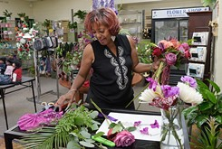 Metro woman takes a leap of faith, launches her florist career in her 50s