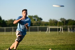 Ultimate Frisbee is alive in OKC