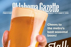 Cover Story:<em>Oklahoma Gazette</em>'s Fall Brew Review is here!